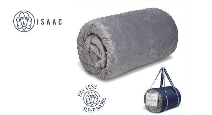 Isaac Weighted Blanket UK