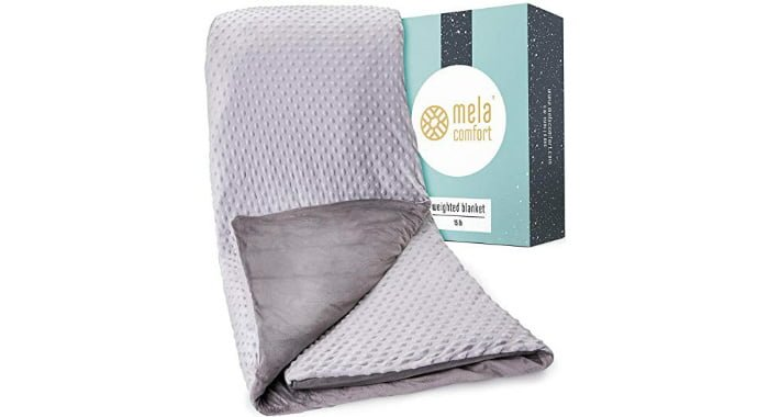 Mela Comfort Weighted Blanket