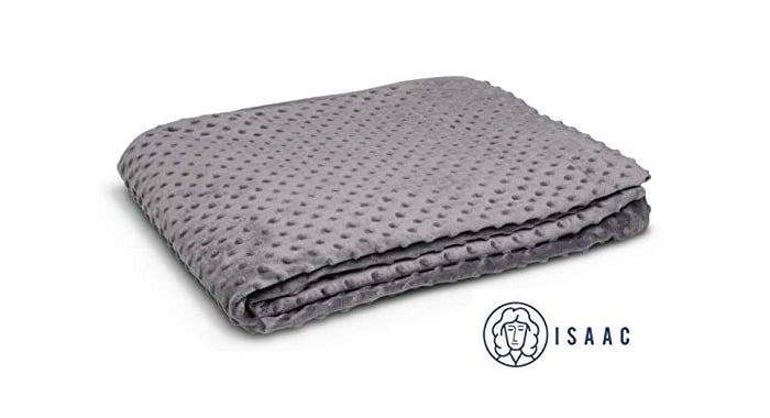 Isaac Weighted Blanket Care
