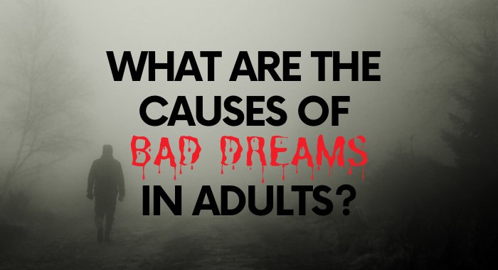 What Are The Causes Of Bad Dreams In Adults?