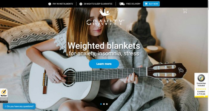 Gravity Blankets Review