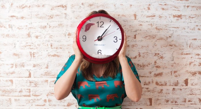 Caffeine can disturb your body clock, more specifically your circadian rhythm.