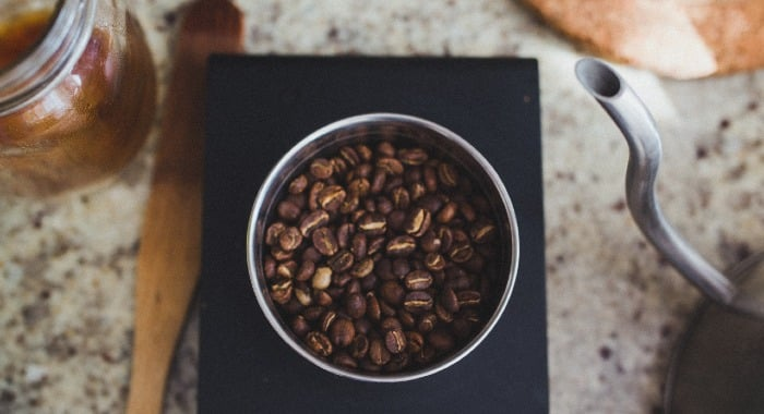 Caffeine is not a vital component of our diets so you don't really need it to perform at top level.