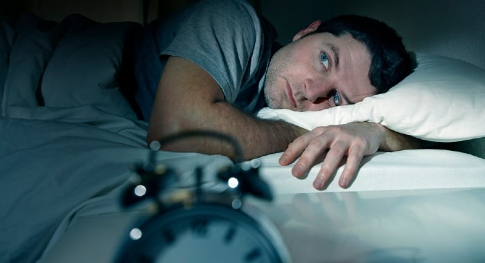 CRSM happens when something alters your body clock and it impacts how you sleep.