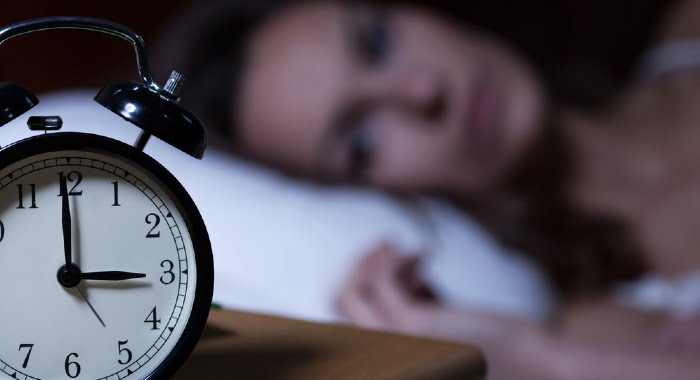 Difficulty falling asleep might mean you have sleep anxiety disorder.