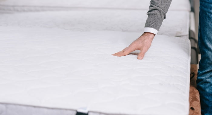 What is an orthopaedic mattress?Well, orthopaedic mattresses were named in the 1950s as orthopaedic studies showed that firmness can help with spinal and muscle alignment.