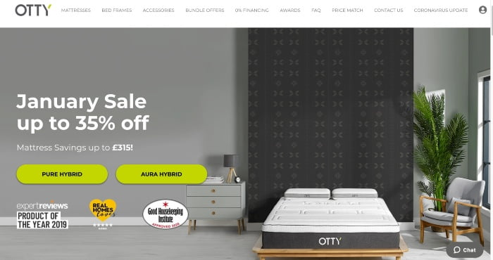 OTTY Mattress Review