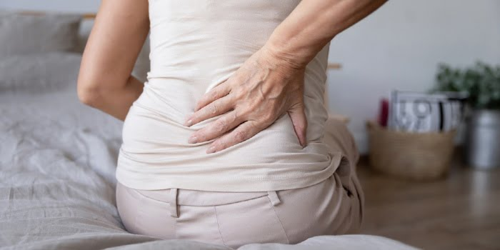Many things can cause sciatica, for example, a slipped disk in the spine or spondylolisthesis.