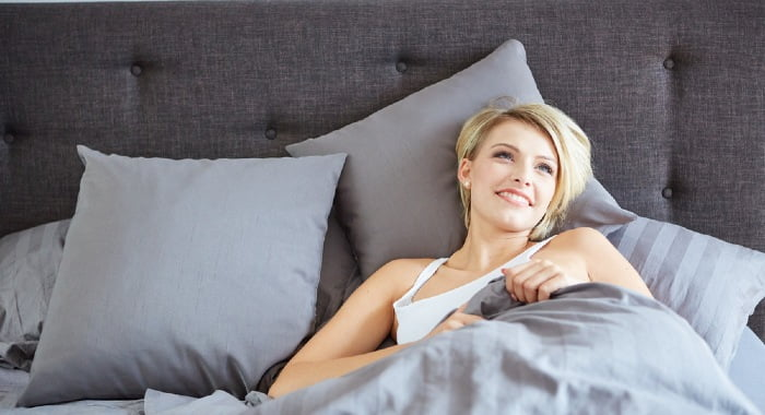 Sleeping alone might be one of the solutions if you are having difficulties in falling asleep during a heatwave.